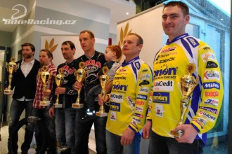 Vyhlášení MČR motoskijöringu 2016