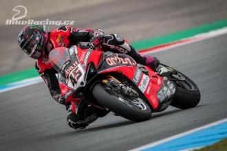 Ducati připravena na závody na trati Navara