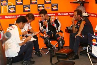 GP Indianapolis  kvalifikace MotoGP