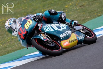 GP Valencie 2009  závod 125cc