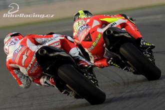 Márquez: Ducati může v Kataru vyhrát