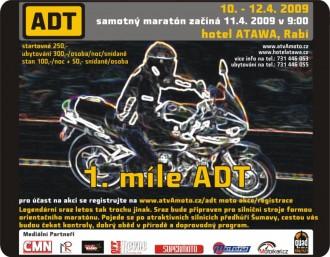 1. míle ADT 2009
