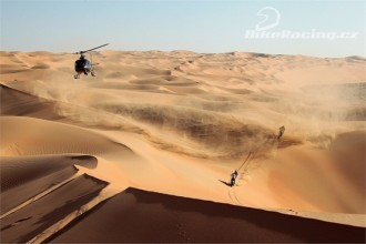 Abu Dhabi Desert Challenge – 1. etapa