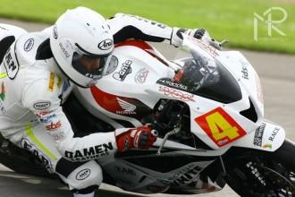 Gino Rea testoval Moto2