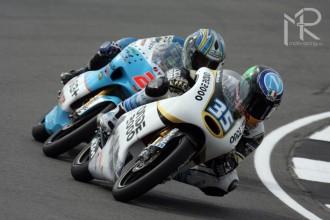 GP Británie 125  2. kvalifikace
