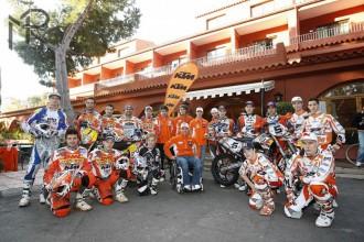 KTM připraveno na MX GP