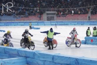 MS Ice Speedway  - Togliati (RUS) neděle