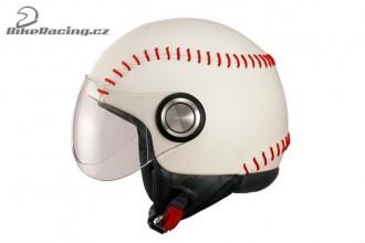 Nechcete na hlavu baseballový míč?