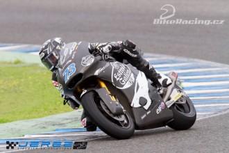 Test Moto2, Moto3 Jerez – středa