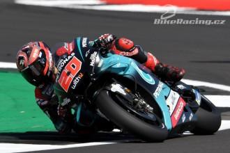Test MotoGP Misano – pátek