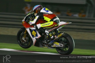 Lukáš v Kataru na 15. místě