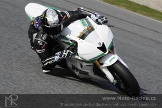 MZ šampionát Moto2 pojede