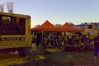 Postřehy jezdců KM Racing Teamu z 1. etapy Rally Dakar