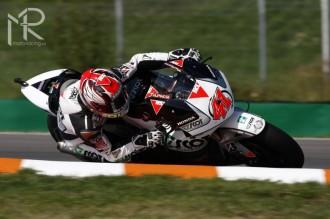 Talmácsi zahájil přípravu na šampionát Moto2