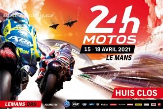 24 hodin Le Mans za zavřenými dveřmi