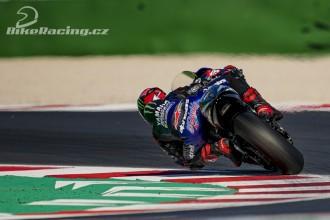IRTA test MotoGP Misano – středa