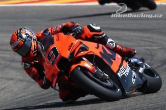 Oba jezdci Tech3 KTM opět na bodech