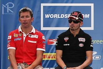 Vyjádření Ducati k testu motocyklů MotoGP Maxem a Troyem