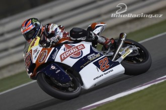 IRTA test Moto2 – Katar 2016