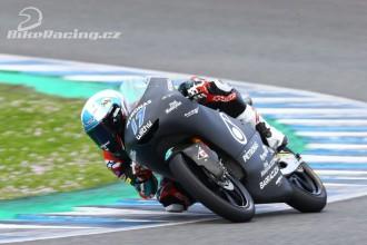 IRTA test Moto3 2020 – Jerez (středa)
