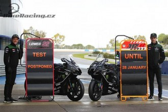 Piloti Kawasaki se do Jerezu vrátí