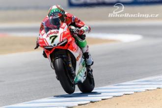 Pozitivní test pro jezdce Ducati