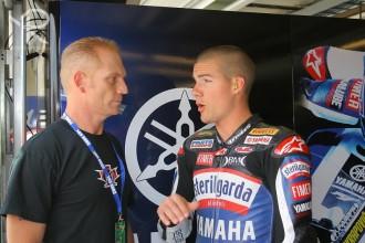 Spadla klec, Spies jde do MotoGP