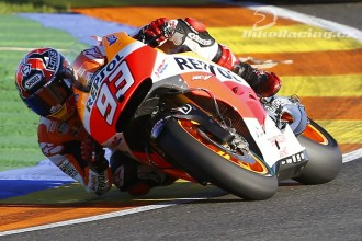 Test MotoGP Valencia - úterý