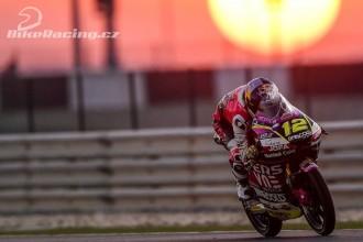 IRTA test Moto2, Moto3 Katar – pátek