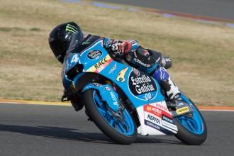 Moto3 IRTA test 2017 Jerez – středa