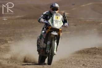Rally Dakar 2010  10. etapa