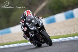Test WSBK Jerez leden 2017 - úterý