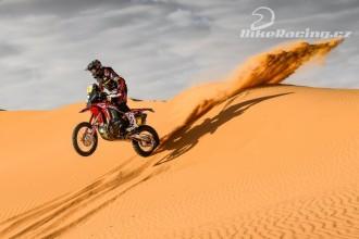 Trasa Rally Dakar 2021