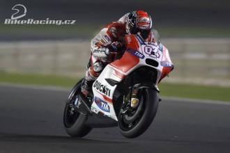 Dovizioso: Mohl jsem jet stopu jako Rossi