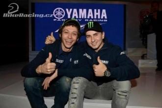 MotoGP 2021: Rossi a Lorenzo v jednom týmu?
