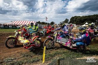 Sidecarcross bez Belgie