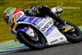 Test Moto3 Jerez II – úterý