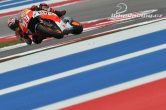 Grand Prix Austin - pátek