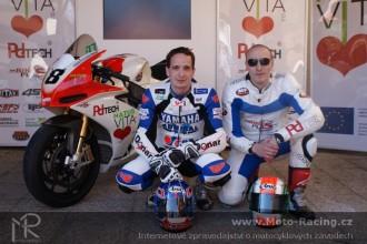 otoMoto racing team připraven