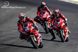 U Ducati panuje zklamání