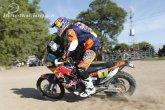 Rally Dakar 2015 - start a 1. etapa obrazem