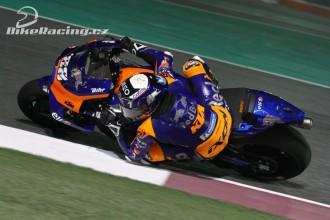 Oliveira: Na KTM musíte jet agresivně