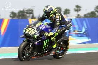 Rossi a Vinales před Catalunyou