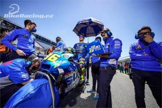 Suzuki míří k páté GP sezony