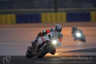 24h Le Mans: závod (22:00; po 7 hodině)