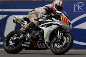 Magny Cours - STK 600 ccm, závod