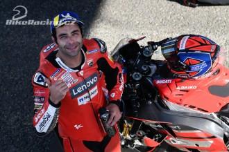 Petrucci: Ducati jsem dal vše