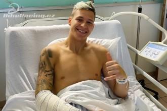Quartararo podstoupil úspěšnou operaci paže