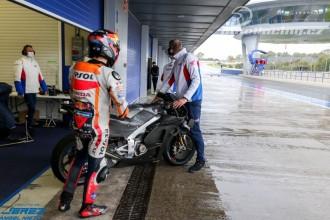 Test WSBK Jerez – středa