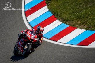 U Ducati se chtějí v Rakousku zlepšit